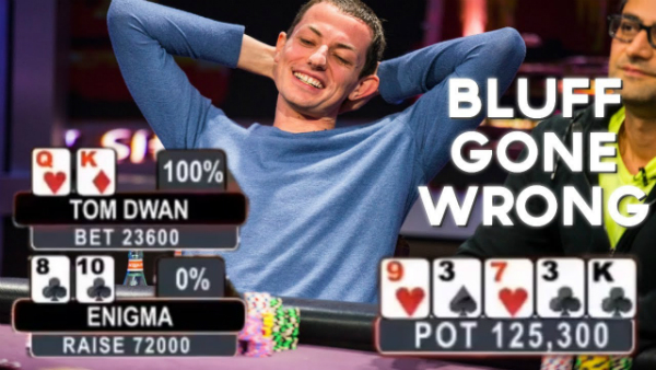 3 Poker Bluffs Gone Extremely Wrong!