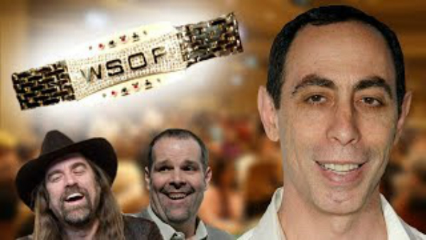 Barry Greenstein Wins First WSOP Bracelet! With Lederer and Ferguson