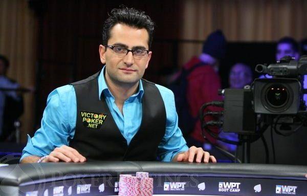 Real Poker Player Antonio Esfandiari