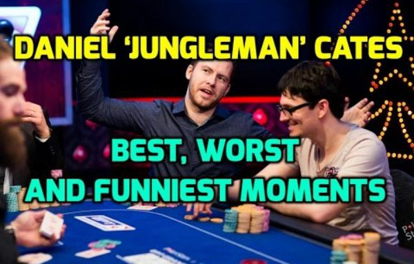 Daniel 'Jungleman' Cates – Best, Worst and Funniest Moments