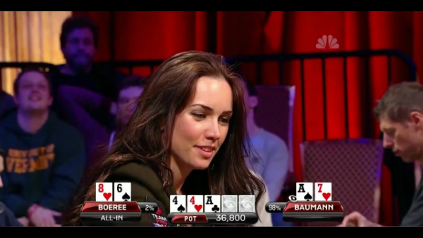 Two Sexiest Girls on the Poker Circuit