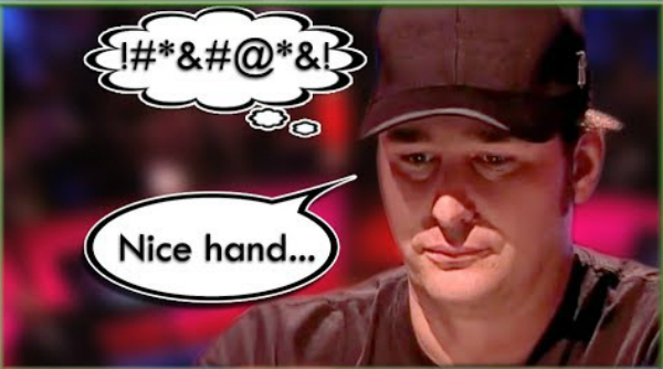 When Phil Hellmuth Thinks He's Being Bluffed!