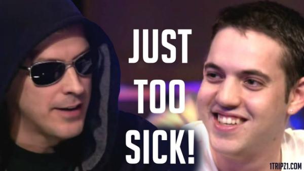 Hilarious Schwartz vs Laak 4 Sick Poker Hands!