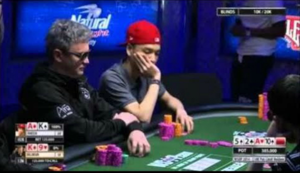 Did Chino Rheem Misplay This Hand at The WSOP 2014?