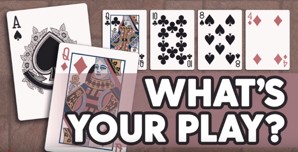 Commit Or Quit With Ace Queen?