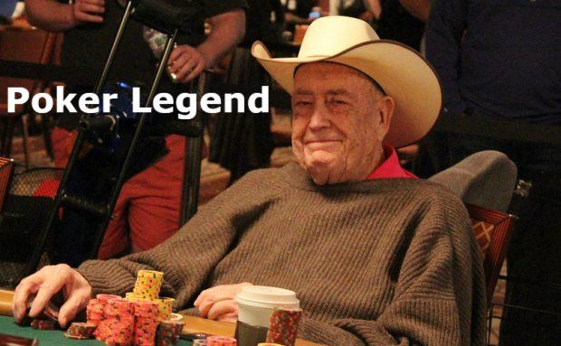 Doyle Brunson: Memorable Ovations of a True Poker Legend