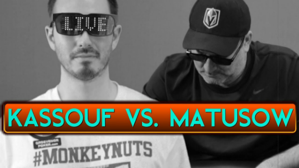 """Funniest Poker Hand Ever! William Kassouf vs. Mike """"The Mouth"""" Matusow"""