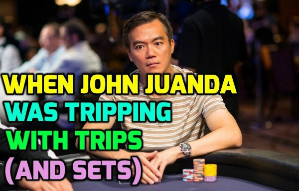 When John Juanda was Tripping with Trips (and sets)