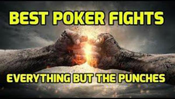 The Best Poker Fights