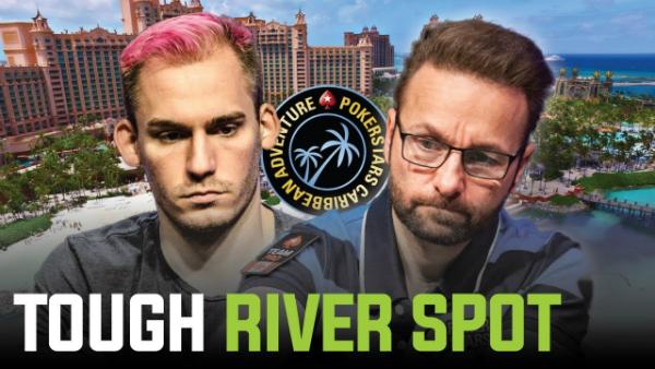 Tough River Spot vs Justin Bonomo