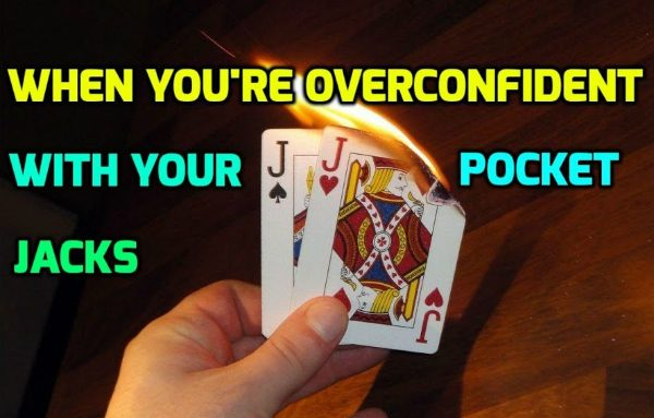 When You're Over Confident With Your Pocket Jacks