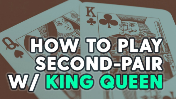Bet Or Check King Queen On AQ3