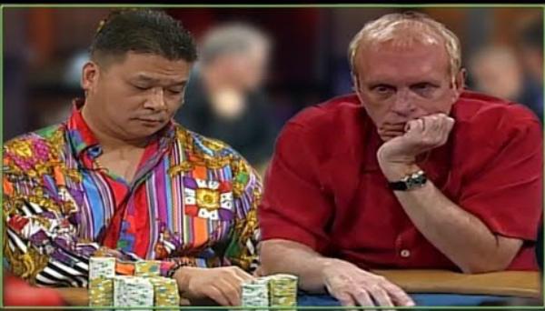 When Poker Legends Clash