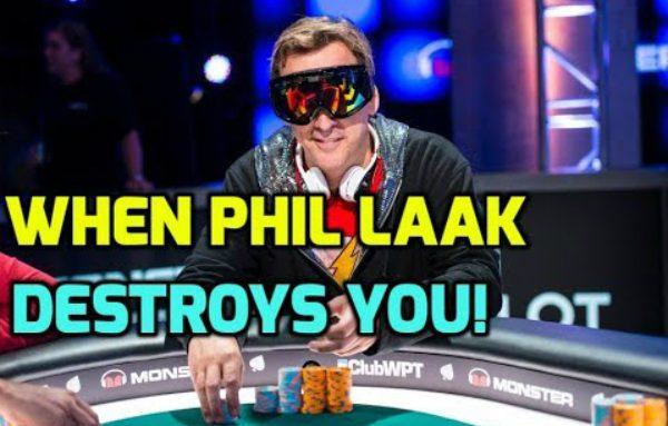 When Phil Laak Destroys You!