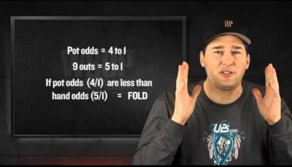 Determining Pot Odds
