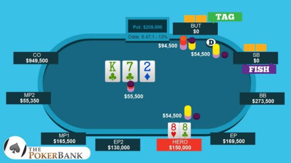 Can I Fold Getting Sick Pot Odds?