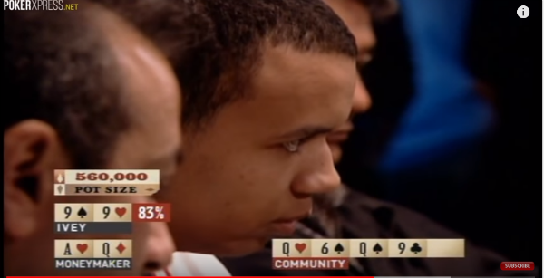 The most Crucial River Card in Poker History!