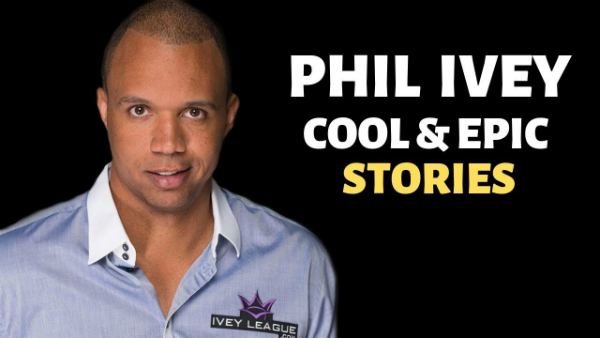 Crazy Phil Ivey Gambling Stories