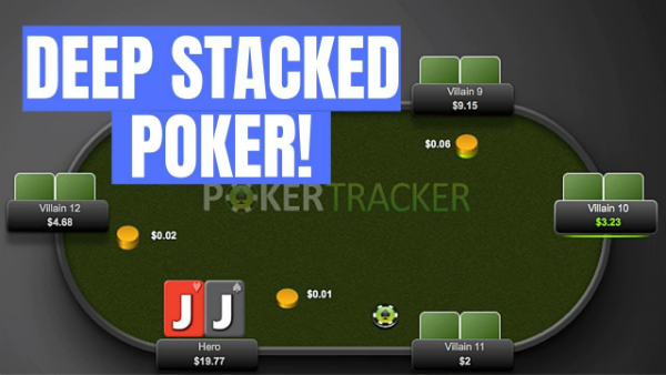 Ultra Deep Stacked Poker – Advanced Overbetting Strategy