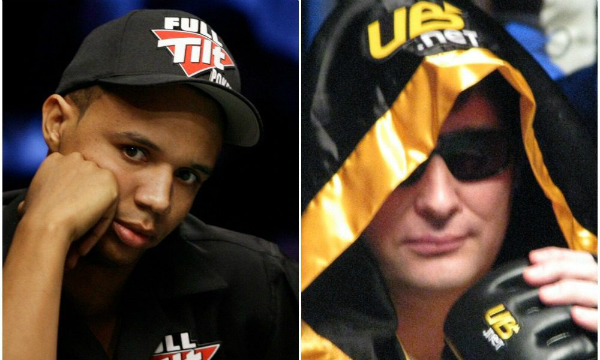 Phil Ivey vs Phil Hellmuth – Poker, Rants, Trash Talk and More