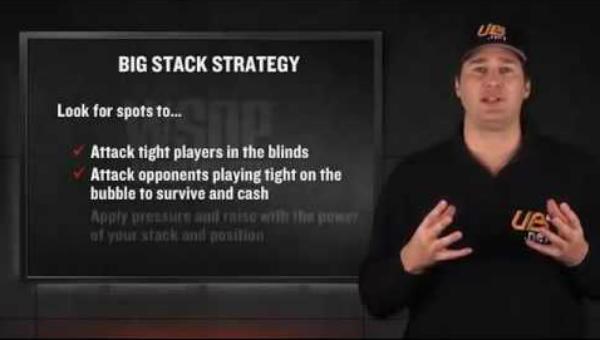 Poker Strategy – Big Stack