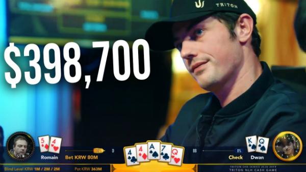 Tom Dwan Agonizes Over A Massive Cash Pot