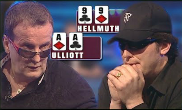 When Phil Hellmuth Gets Lucky!