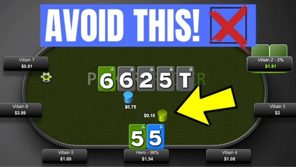 Optimal Poker Bet Sizing Strategy (Avoid This Mistake)