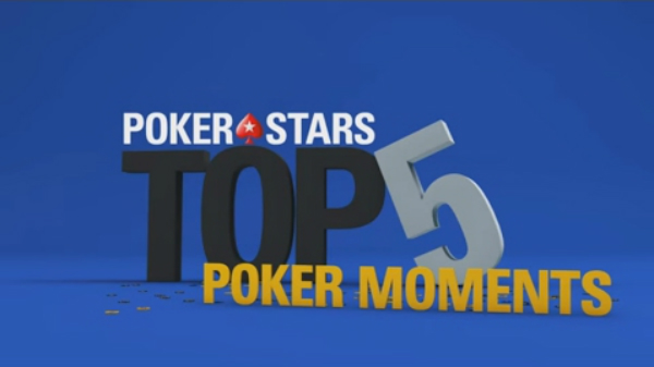 Top 5 Poker Moments