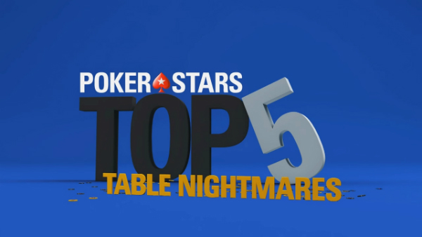 Top 5 Poker Table Nightmares