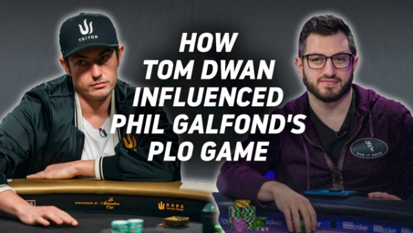 Phil Galfond on Tom Dwan's Influence, Doyle Brunson as a Hero, and More