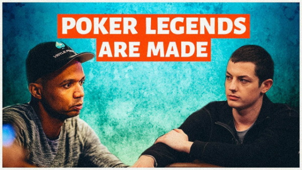 Poker Legends are Made