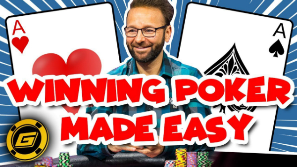 Winning Poker Made Easy