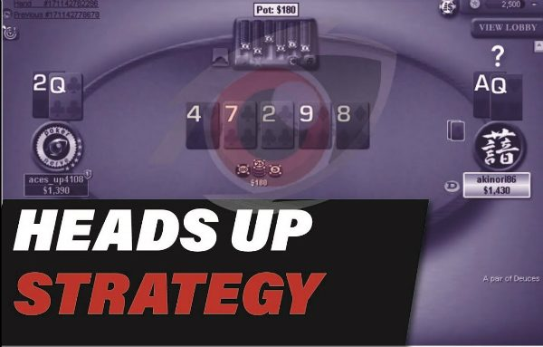 Heads Up Poker Strategy (Sit and Go)