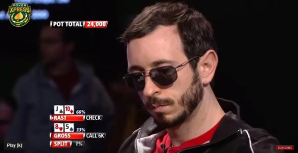 Four Sick Poker Bluffs
