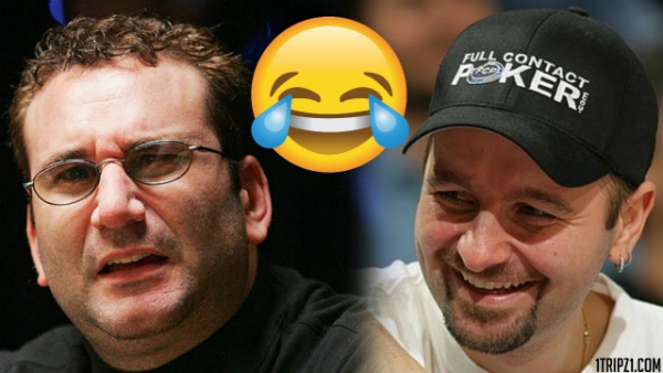 Negreanu and Matusow Play the Funniest Poker Hand Ever