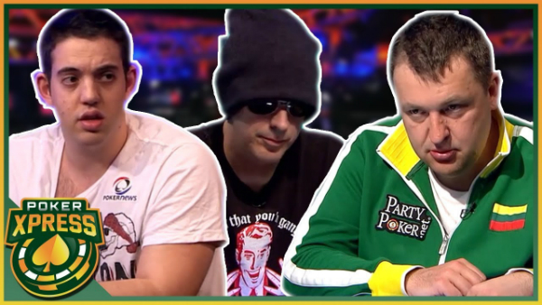 Top 5 Strangest and Funniest Poker Hands in Partypoker Events