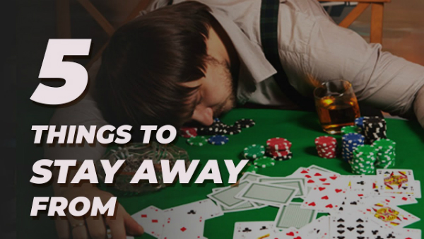 5 Things Losing Players Do, That Winning Players Don't