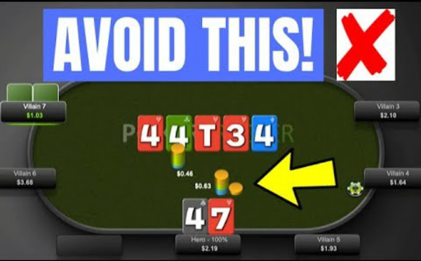 98% of Poker Players Make the Wrong Bet Here
