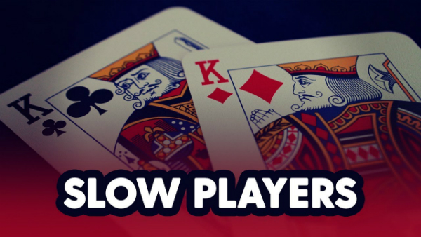 Are Slow Playing Poker Players Beating You
