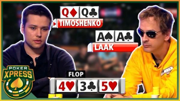 4 Amazing Poker Laydowns