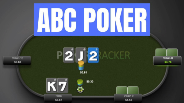 ABC Poker – Are You Doing It Right