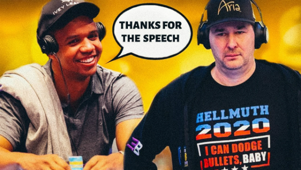 Phil Ivey Savage Poker Moments