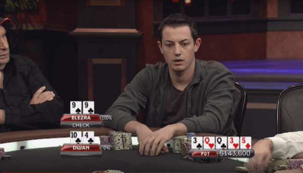 "Top 5 Tom ""durrrr"" Dwan Hands"