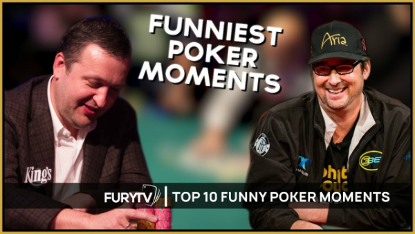 Top 10 Funniest Poker Moments of the Decade