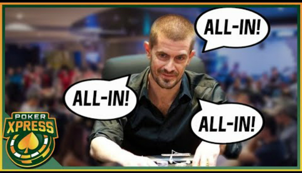 Gus Hansen's Craziest – and Luckiest – Poker Session Ever Televised