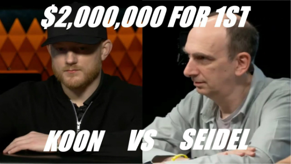 Playing Aces on a Low Board | Koon v Seidel