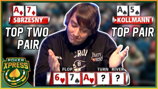 When a Horrible Flop Improves to a Dream Poker Hand