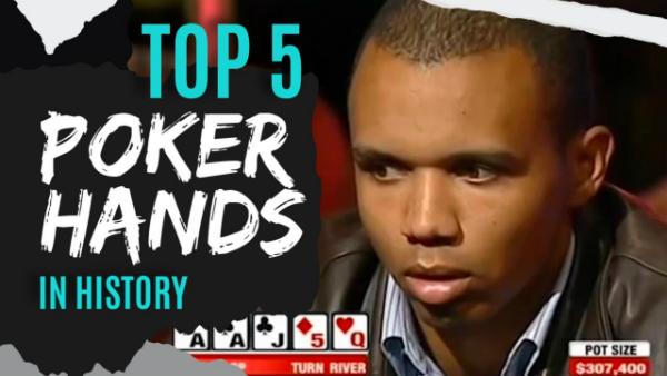 5 Amazing Poker Hands