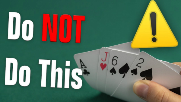 5 Preflop Mistakes You Are Probably Making In Pot Limit Omaha